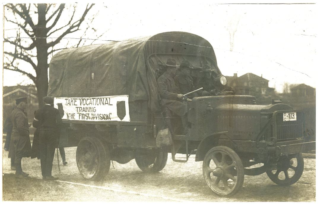 First Division Liberty Truck, unknown year