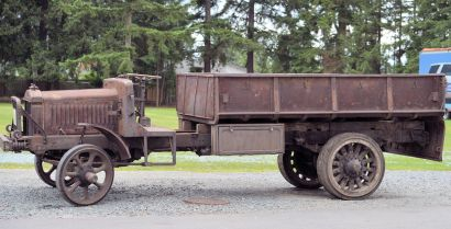 LeMay Collection E.G.Budd Steel Body on 2nd Series Truck. 2
