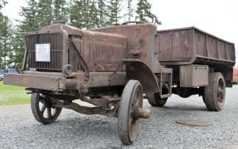 LeMay Collection E.G.Budd Steel Body on 2nd Series Truck. 3