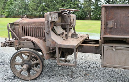 LeMay Collection E.G.Budd Steel Body on 2nd Series Truck. 4