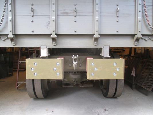 Rear bumper installed- 13JUNE2018