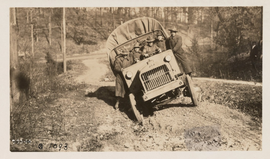Test Vehicle, December 10th, 1917. 4