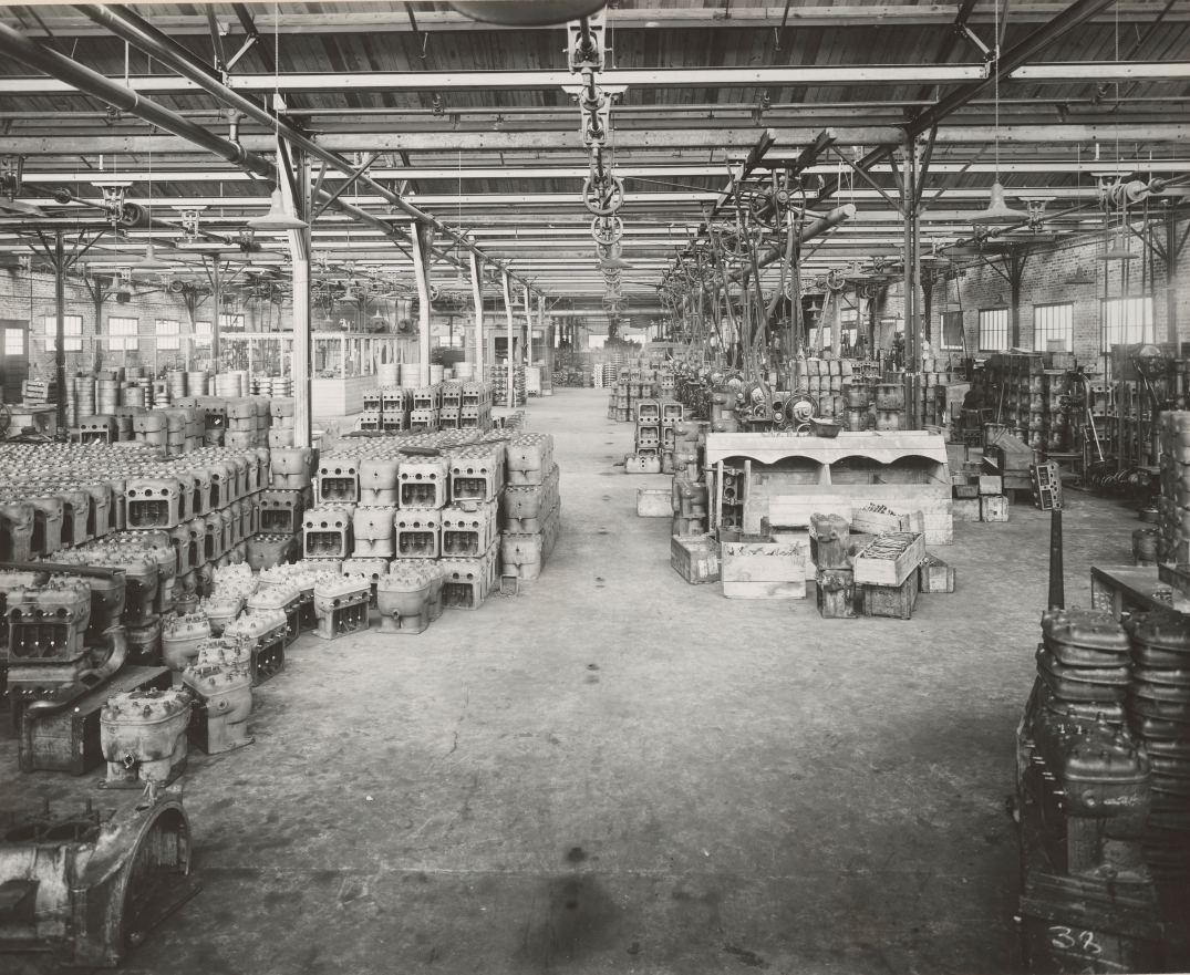 Cylinder Department, Waukesha Motor Co., 1918