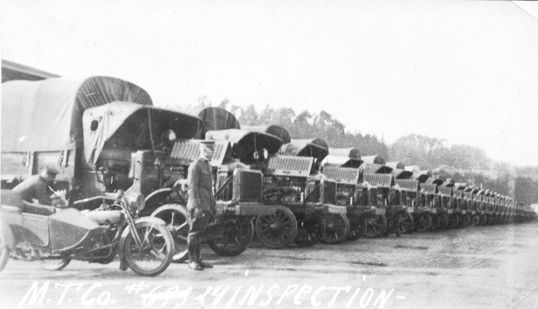 693rd MTC Company, 1920s